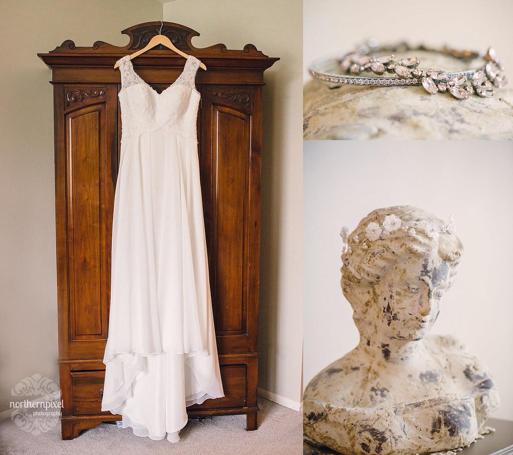 Bridal Details - Prince George BC Wedding