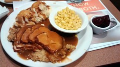 Turkey Dinner At Denny's Restaurant Lumberton…