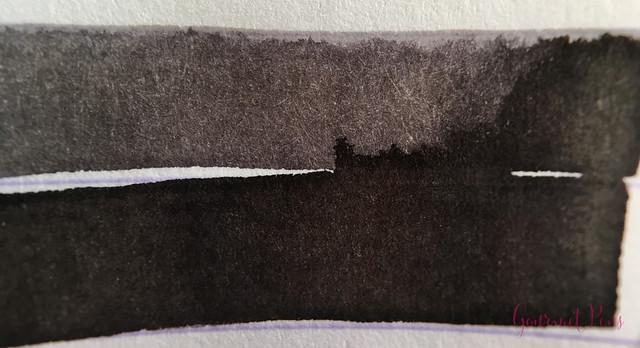 Ink Shot Review Graf Von Faber-Castell Stone Grey @GouletPens @FaberCastell (3)