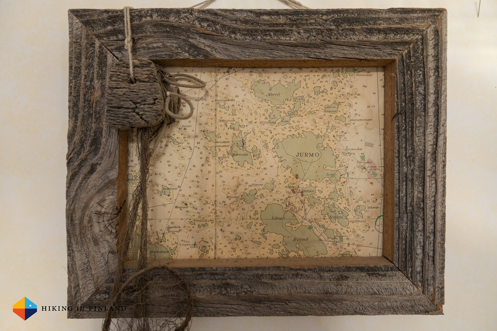 Jurmo map