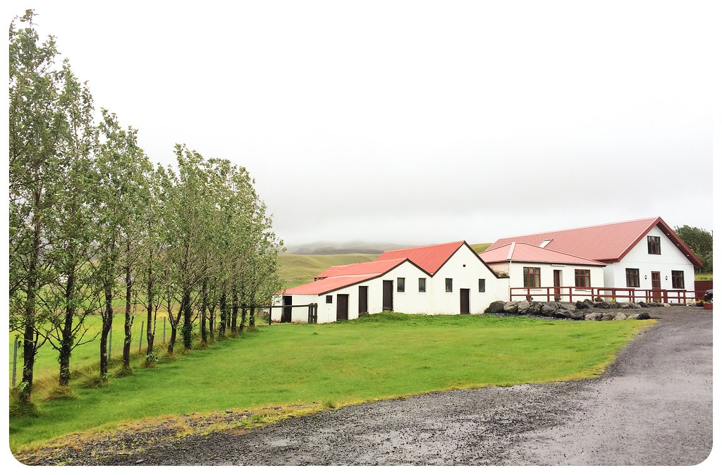 icelandic farmhouse