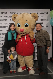 Mister Rogers Sweater Drive Launch Party