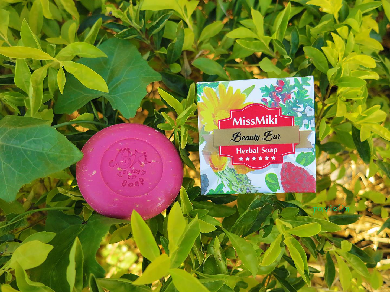 #MissMiki #Beauty #Bar #Herbal #Soap