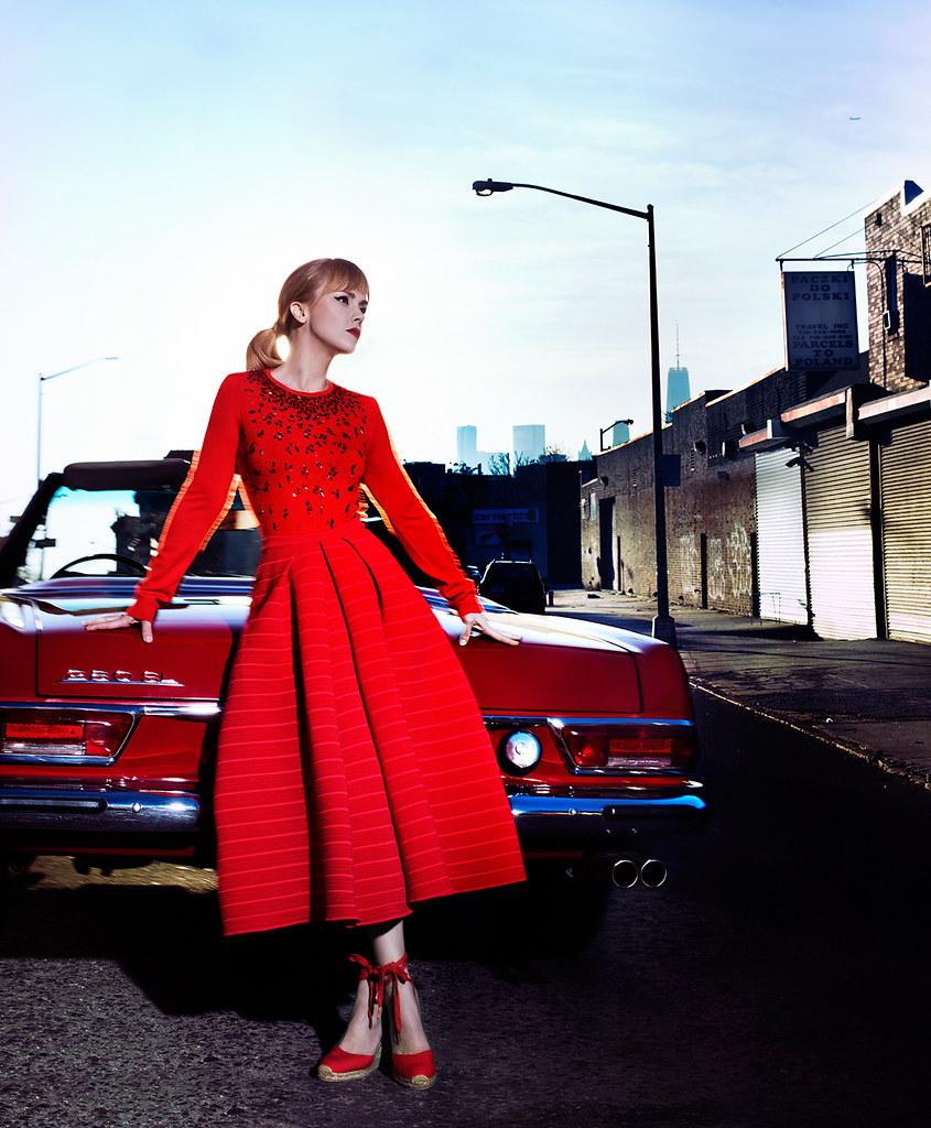 Кристина Риччи — Фотосессия для «S Moda» 2016 – 3
