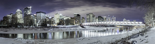 Peace Bridge in Winter | by czeylanicum