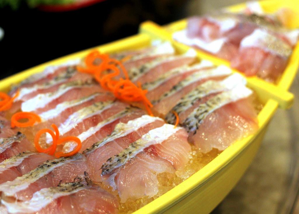 Fu Lin Men Dou Lao: Fresh Seabass