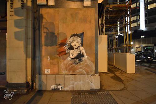Banksy - London 2016