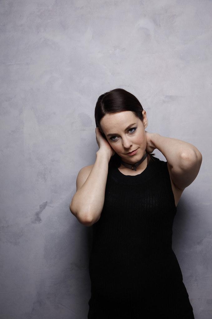 Джена Мэлоун — Фотосессия для «Lovesong» на «Sundance» 2016 – 1