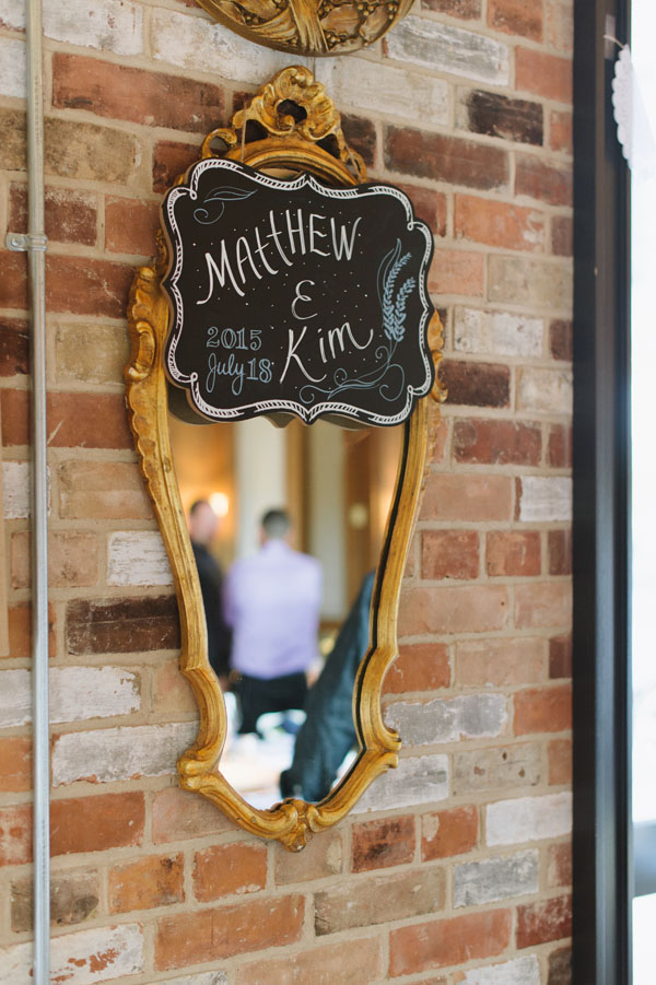 Celine Kim Photography KM Intimate restaurant Cluny Bistro Distillery District Toronto summer wedding-39