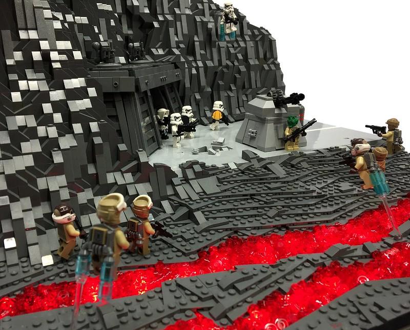 MOC Star Wars Battlefront