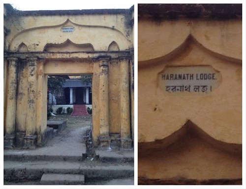 Haranath Lodge in Ancestral House of Netaji Subhas Chandra Bose in Shubashgram, West Bengal, India