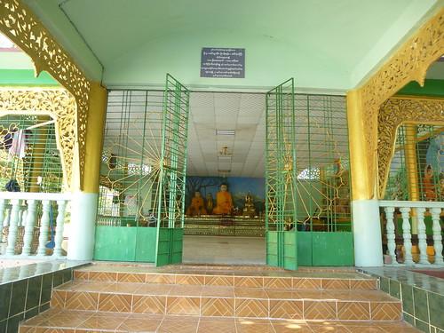 Birmanie-Twante-Paya Shwesandaw (3)