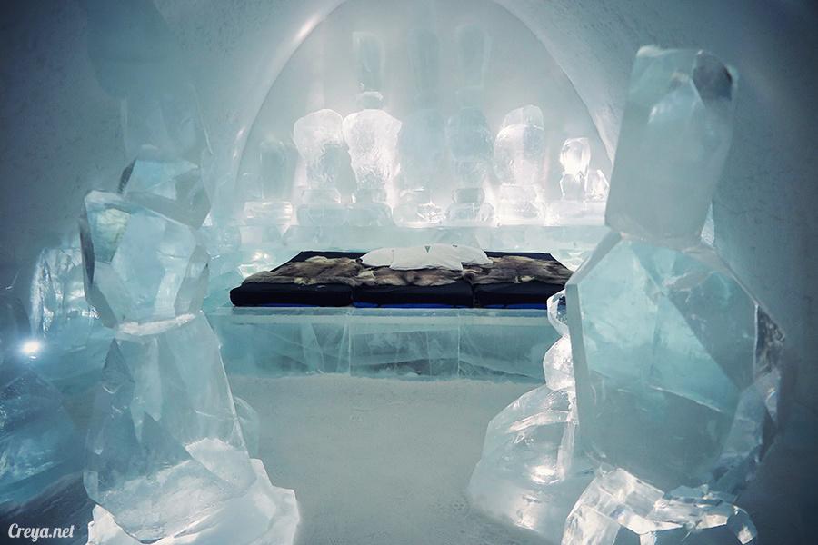 2016.02.25 ▐ 看我歐行腿 ▐ 美到搶著入冰宮,躺在用冰打造的瑞典北極圈 ICE HOTEL 裡 21.jpg
