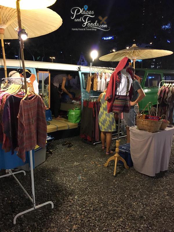 bangkok neon fest ladies fashion
