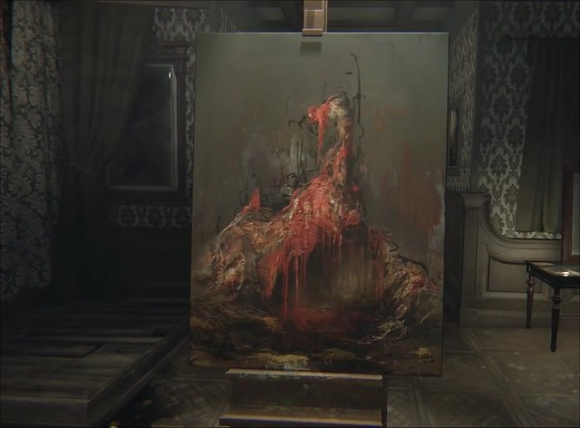Layers of Fear - Painting