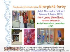 výstava Folk Art 2015 Energické farby