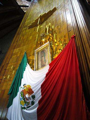 Mexico City: Notre-Dame de Guadalupe dans la Nouvelle Basilique