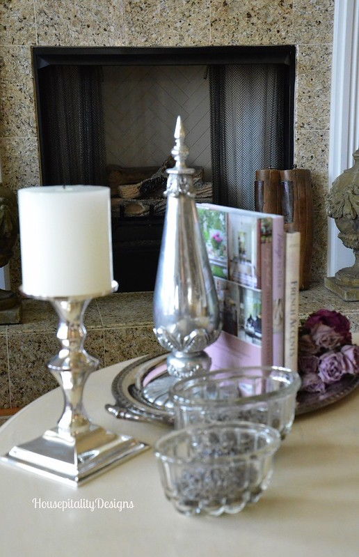 French Country Vignette - Housepitality Designs