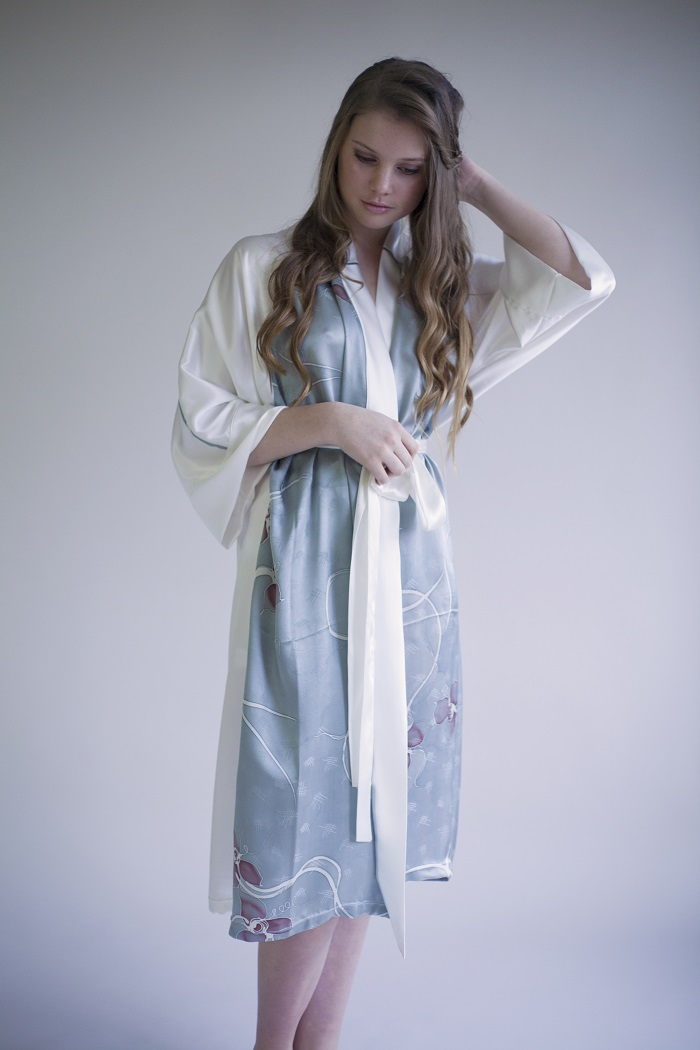 bridal nightwear honeymoon,bridal silk nightwear from PJ'sLONDON Read more on I Take You - itakeyou.co.uk #bridalwear