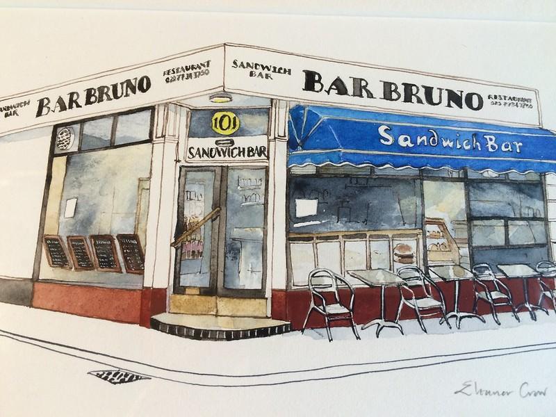 Bar Bruno by Eleanor Crow