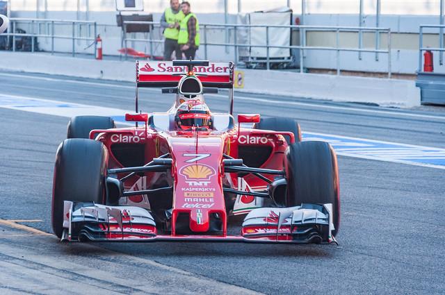 Ferrari F1 Tests (210 de 233)