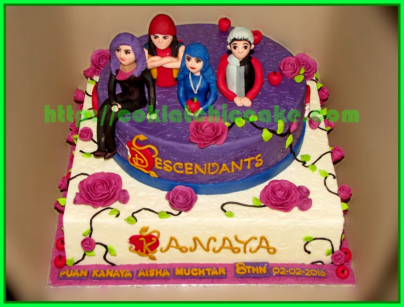 Cake Descendants