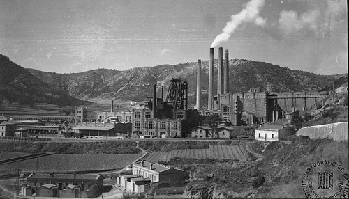 fàbrica ciment Vallcarca Generalitat
