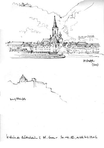 建築素描 Architecture Sketch