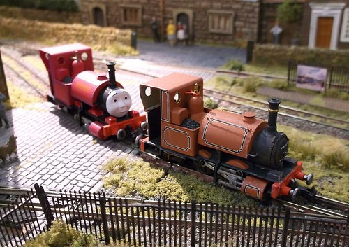 Skarloey and Tallylyn