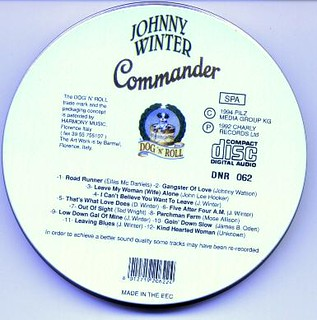 The Johnny Winter Story Commander