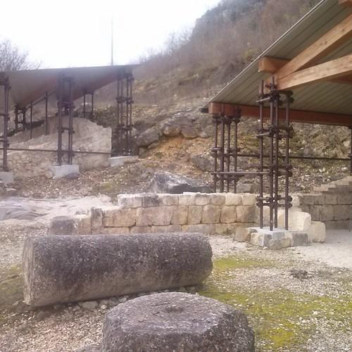 #areaarcheologica di #angizia #marsica