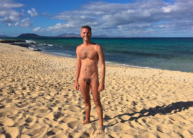 naturist 0000 Fuerteventura, Canary Islands, Spain