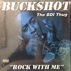 BUCKSHOT:ROCK WITH ME(JACKET A)