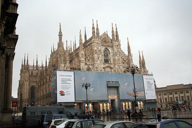 Duomo de Milán. © Paco Bellido, 2006