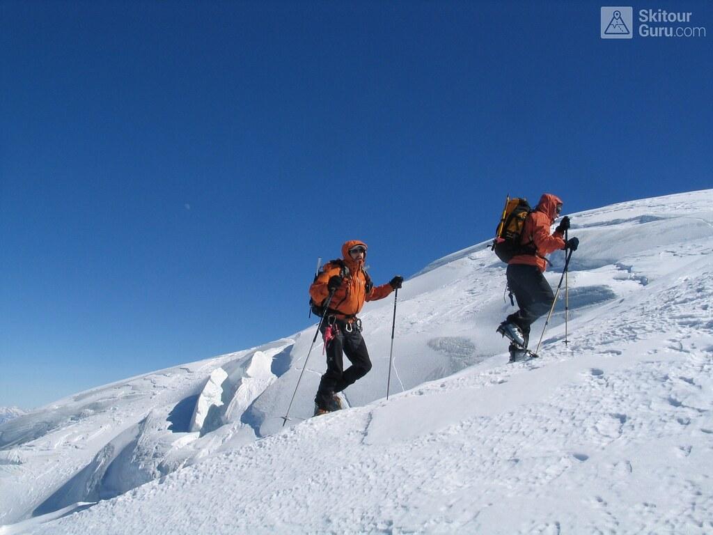 Strahlhorn Walliser Alpen / Alpes valaisannes Schweiz foto 16