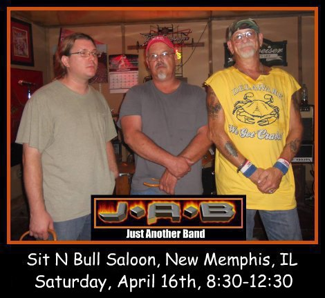 Just Another Band 4-16-16