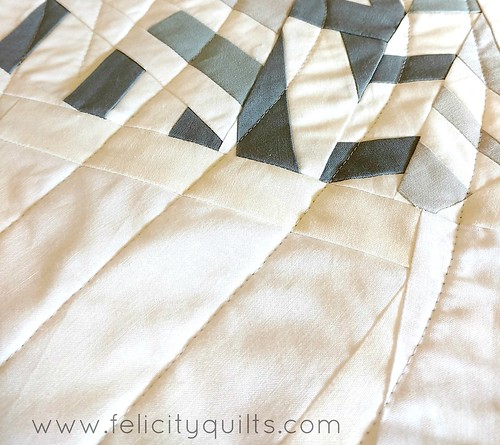 Winter quilting