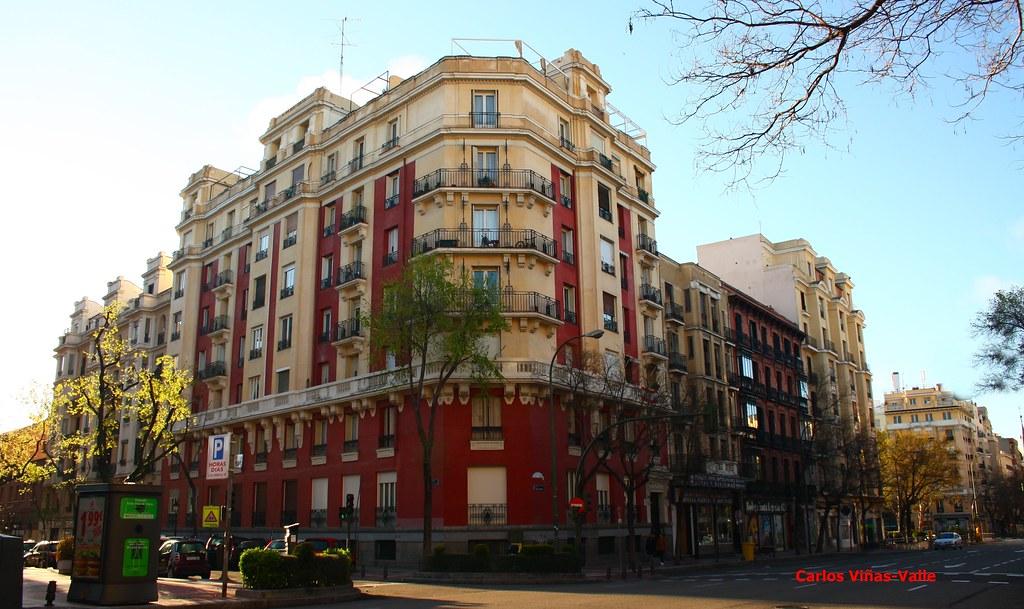 Calle Santa Engracia Madrid Madrid Bien Visto Mis Fotos De La