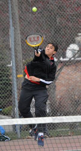 SPTS - Cheney tennis Shogo Starr - 03312016