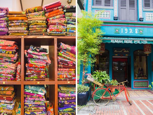 Peranakan culture Singapore