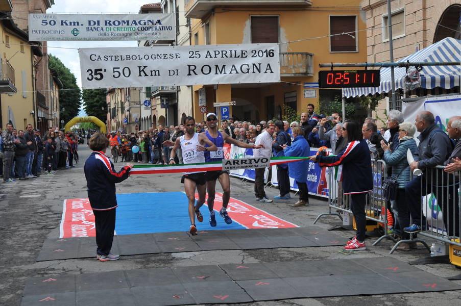 Due record per festeggiare la 35° Edizione della 50Km di Romagna