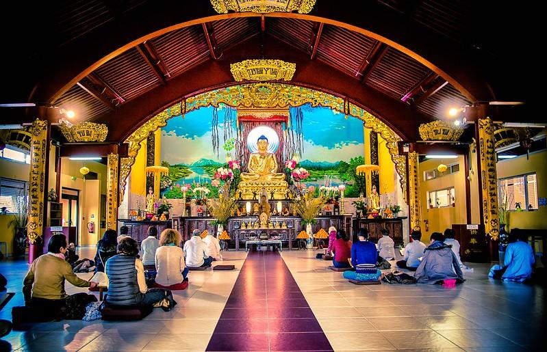 Evry Daily Photo - la grande Pagode Khanh-Anh
