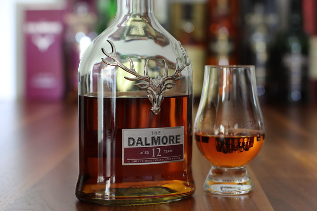 Dalmore and the Glencairn