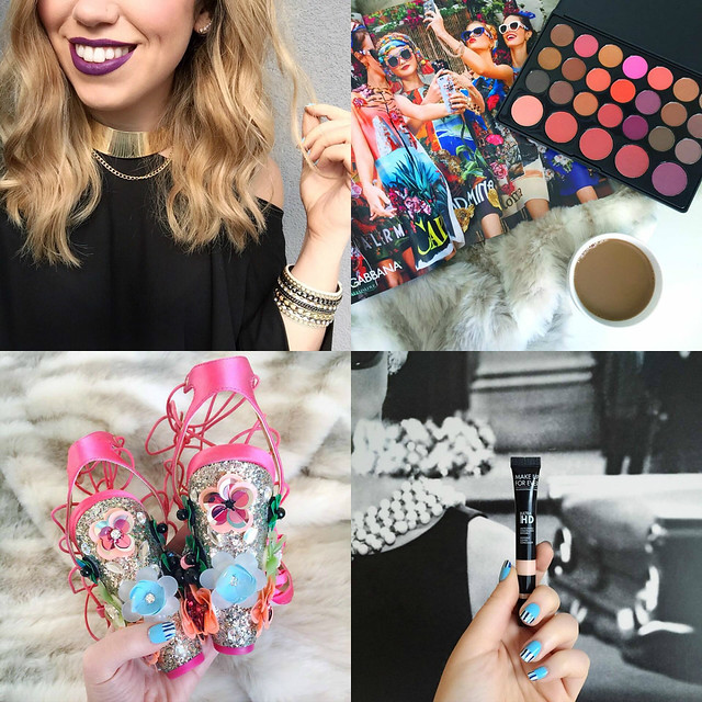 Fashion & Beauty Recap | April 2016 on Living After Midnite