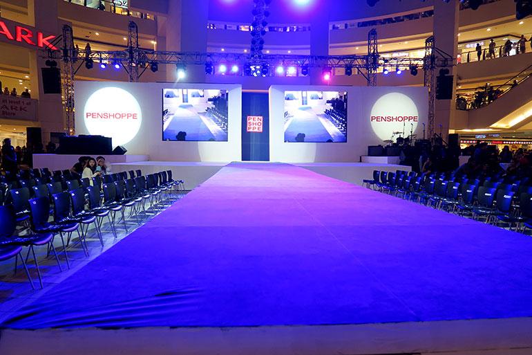 7 Sandara Park - Penshoppe Denim Lab Fashion show 2016 - Gen-zel.com(c)