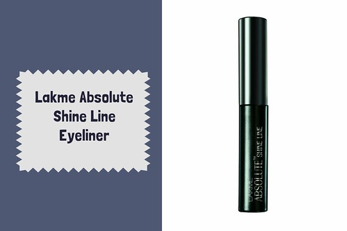 Lakme Absolute Eyeliner Price - Lakme Absolute Shine Line Eyeliner
