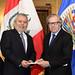 New Permanent Representative of Peru to the OAS Presents Credentials