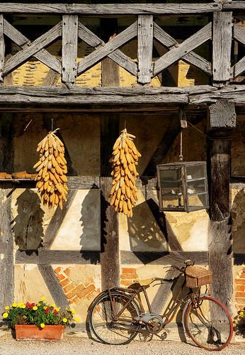 Ferme-musée bressane