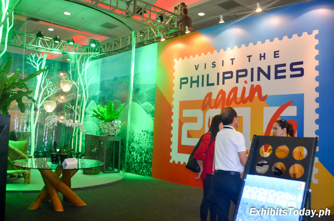 Visit the Philippines Booth