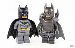 LEGO #Batman x2